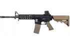 *** Réplique CM16 Raider-L Bi-tons Noir/Tan G&G Armament AEG