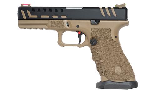 APS Scorpion Desert D-Mod Pistol - Gas Version