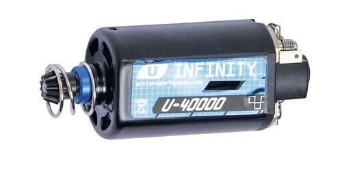 moteur infinity u 40000 hs lt axe court ultimate. Black Bedroom Furniture Sets. Home Design Ideas