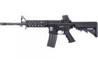 Réplique airsoft CM16 Raider-L version longue Black G&G Armament AEG
