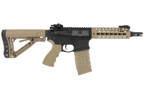 Réplique CM16 SRS Bicolore Noir/Tan G&G Armament
