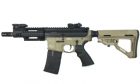 R�plique CXP-HOG CQB MTR Two Tone ICS airsoft