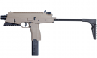 Réplique airsoft GBBR MP9A3 Tan B&T KWA Blowback Gaz