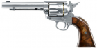 Replique de poing airsoft Revolver LEGENDS WESTERN COWBOYS Nickel CO2