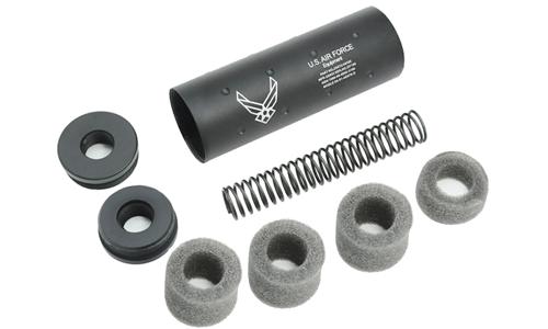 *** FMA U.S.A AIR FORCE+ -14mm Silencer 107MM