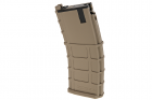 *** GHK 40rds GMAG Gas Magazine for GHK G5 / M4 GBBR - TAN