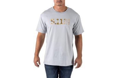 ***T-shirt Legacy Camo Fill Silver 5.11