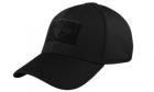 Casquette de couleur noir CONDOR idéal pour l'airsoft.