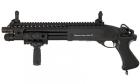 Réplique airsoft de fusil a pompe G&P Shotgun-026 - BK