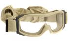 Masque de Protection X1000 Tan haute résistance BOLLE