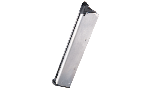 Chargeur réplique airsoft GBB long gaz Silver Colt 1911 Tokyo Marui