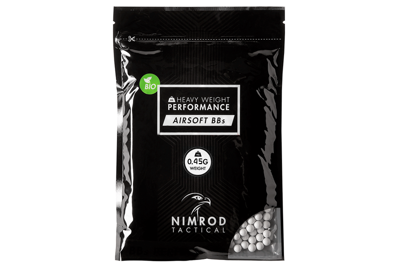 0.45g Bio BB Professional Performance 1000rds