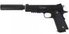 Réplique de poing M1911 Nighthawk Custom COVERT OPS RWA CO2 full métal airsoft