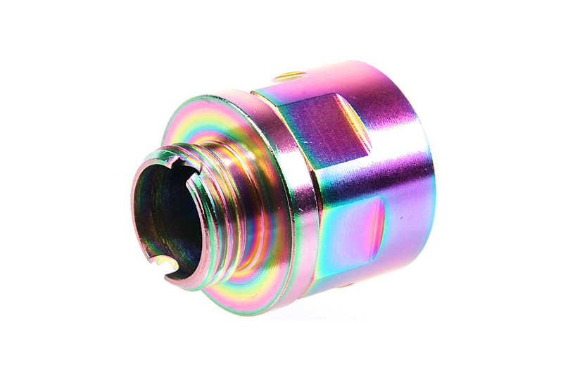 A01 Silencer Adapter - Rainbow COWCOW