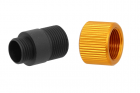 Adaptateur silencieux Type C 11mm CW vers 14mm CCW Slong