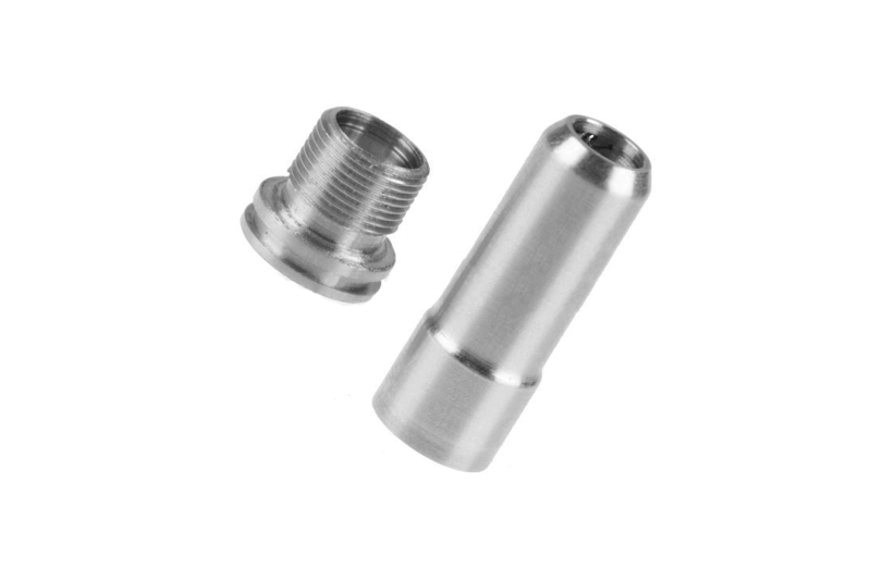 Adjustable Nozzle - 21mm - 23mm (tryska, Al 7075)