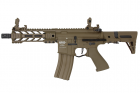 "AEG LT-34 PROLINE ENFORCER BATTLE HAWK PDW 7"" TAN"