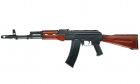 AK MAR with Fixed Wooden Stock ICS