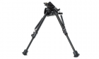 Alpha Parts 9-13 inch Adjustable Spring Return Bipod with Fast Lock