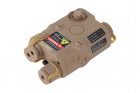 AN/PEQ 15 Battery Box TAN FMA