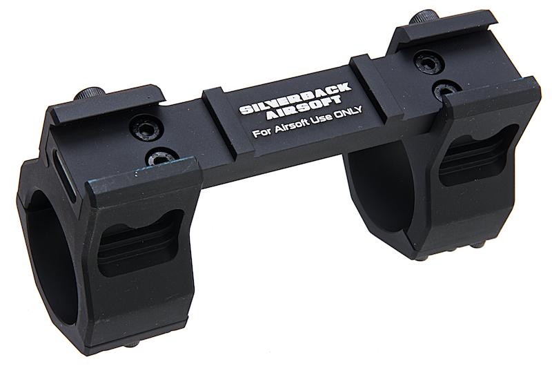 Anneaux de montage DTSM 34mm Silverback