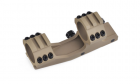 Anneaux de montage réhaussés 30mm DE AIM pour optique de réplique airsoft aeg sniper