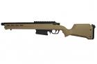 ARES Amoeba \'STRIKER\' AS02 Sniper Rifle - Dark Earth
