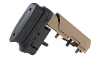 ARES Amoeba Striker Tactical Advanced Butt Pad with Cheek Pad - DE