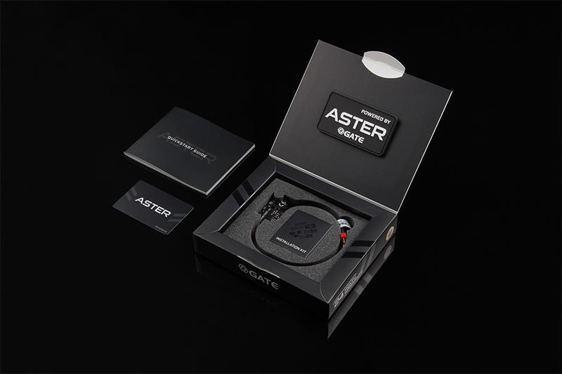 ASTER V2 Basic Module Câblage arrière GATE