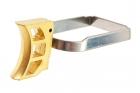 AW Custom Trigger Kit #0 for Tokyo Marui / WE / AW Hi Capa Series - Gold