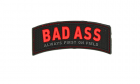 Bad Ass Rubber Patch Color