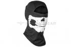 Balaclava Noir Death Head INVADER GEAR