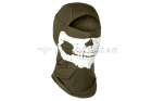 Balaclava OD MPS Death Head INVADER GEAR