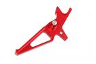 Balystik détente CNC aluminium pour M4 AEG (rouge)