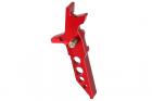 Balystik détente CNC TACTICAL pour M4 AEG (rouge)