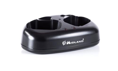 Base de chargement double pour G7 Pro Midland