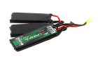 Batterie 3 sticks LiFe 9,9V 1450mAh 20C SWISS ARMS