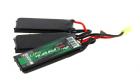 Batterie 3 sticks LiFe 9,9V 1450mAh 20C SWISS ARMS
