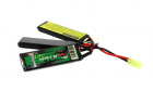 Batterie 3 sticks LiFe 9,9V 2100mAh 20C SWISS ARMS