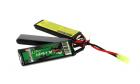 Batterie 3 sticks LiFe 9,9V 2100mAh 20C SWISS ARMS
