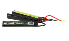 Batterie 3 sticks LiFe 9,9V 2400mAh 20C SWISS ARMS