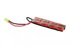 batterie 9.6v 1600ma double VB