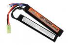 Batterie Lipo 11.1v 1300mAh 15C Double Stick VB