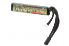 Batterie LiPo 11.1V 1400 mAh ENERGY AIRSOFT