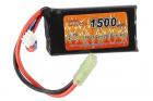 Batterie Lipo 7.4V 1500mAh VB