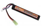 BATTERIE LIPO 7.4V 15C 1500mAh 1 stick