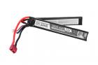 Batterie LiPo 7.4V 2000mAh 15/30C - Nunchuck - T-Connect (Deans)