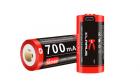 Batterie lithium 16340 700mAh rechargeable Klarus