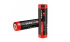 Batterie lithium 18650 2600mAh rechargeable Klarus