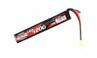 Batterie round stick LiPo 11.1V 1200mAh 25C Swiss Arms